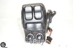 09-18 Harley Touring Street Glide Left Handlebar Control Headlight Switch