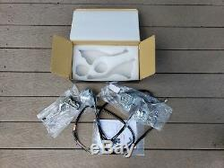 1996 To 2006 Harley Fxst Flst Fxd XL Chrome Handlebar Controls (extended Wiring)