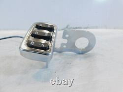 2008 & 2009 Victory Vision Chrome Cruise Control Handlebar Switch Buttons