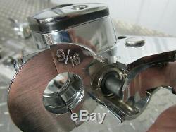 96-05 Harley Davidson Dyna Softail Sportster Chrome Handlebar Controls