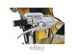 Arlen Ness 08-895 Rad III Handlebar Controls, Chrome