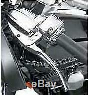 Arlen Ness RAD III Chrome Bolt-On Handlebar Controls for Harley-Davidson 08-741