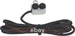Arnott Handlebar-mounted Push-button Switch Control (chrome) K-2633 67-7915