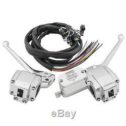 Biker's Choice Handlebar Control Kits, With Black Switches 26-098