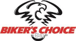 Bikers Choice 53350 Pro-Era Handlebar Control Kit, Chrome 48-2026