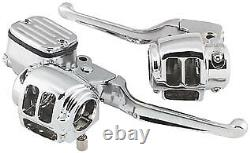 Bikers Choice Handlebar Control Kit without Chrome Switches 26-067
