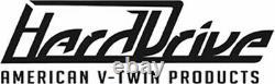 Complete Chrome Handlebar Controls for 1972-81 Harley Davidson Models
