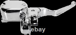 Drag Specialties 0610-0805 Handlebar Control Kits ABS Master Cylinder