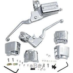 Drag Specialties 11/16 Master Cylinder Handlebar Controls 07-543NU