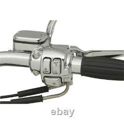 Drag Specialties 9/16 Master Cylinder Handlebar Controls H07-0748AK