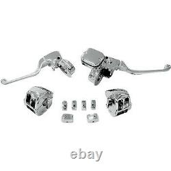 Drag Specialties Handlebar Controls for'11-'14 Softail 0610-0533