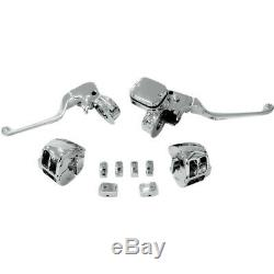 Drag Specialties Handlebar Controls for'11'14 Softail H07-0755KDS