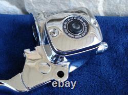Handlebar Brake Control For Harley 1996 Up 9/16 Single Disc Repl Oe 45019-96