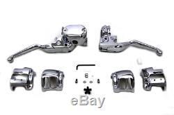 Handlebar Control Kit Chrome XL 2014/up