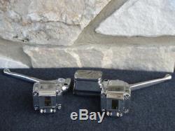 Handlebar Control Kit For Harley Shovelhead 72-81 Parts Hand Control