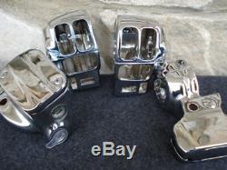 Handlebar Control Kit Radio & Cruise Harley Electra Glide Ultra Touring 08-16