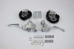 Handlebar Control Kit With Switches Chrome XL 2004/2006