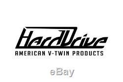 HardDrive 26-097 Complete Handlebar Control Kit, Chrome Switches