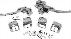 HardDrive Handlebar Controls withOut Switches 9/16 Inch For Harley Chrome 26-095