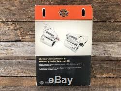 Harley Davidson Genuine Chrome Handlebar Controls Kit NEW HD# 41700324A