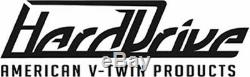 Hydraulic Brake Clutch Chrome Handlebar Control Kit Switch Housings Harley 14-16