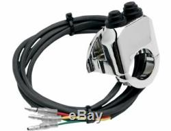 Legends Handlebar Mounted Control 3 Color Coded Connectors (0616-0039)