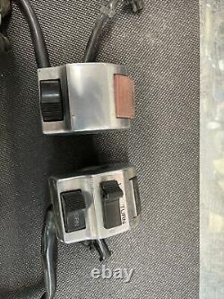 Ls650 Suzuki Control Switches Handle Bar 1996