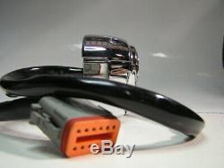 96-06 Harley Davidson Ultra Chrome Commandes De Commutateur De Poignée