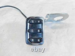 Boutons D'interrupteur De Guidon Victory Vision Chrome 2008 Et 2009