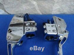 Commande Pour Harley Chopper Custom Custom Handlebar Control Pour Freins Avant