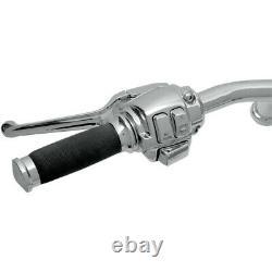 Drag Specialties 11/16 Master Cylinder Handlebar Controls H07-0751a