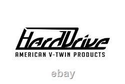 Harddrive 26-095 Handlebar Controls Without Switches, 9/16po. Chrome