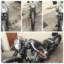 Leviers De Commande D'embrayage À Main De Moto Inversée Vintage Pour Guidon Harley 1in