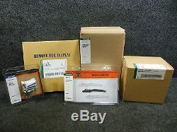 Nouveau Véritable Harley Chrome Commandes Au Guidon Kit Flht Flhx Flhtc 70351-08 # B1141