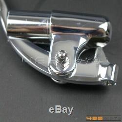Paire De Levier D'embrayage De Frein En Aluminium À 1 Levier De Commande Inversé Pour Hacheur