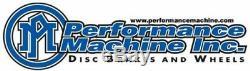 Performance Machine Chrome Kit Guidon De Commande Avec Hydraulique 0062-4022-ch
