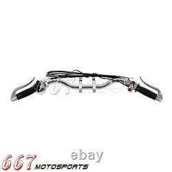 Pour Bmw Motorcycle Ural M72 Original Handlebar Hand Lever Grip Control Assembly
